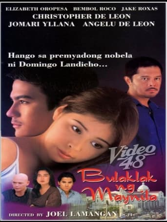 Watch Bulaklak ng Maynila 1999 full online free