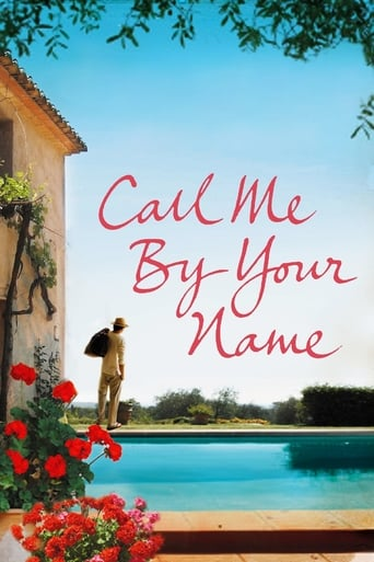 Poster of Call Me by Your Name fragman