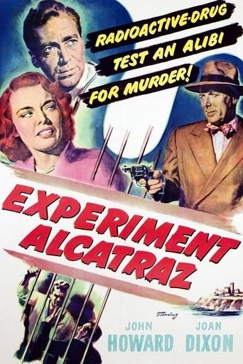 Poster of Experiment Alcatraz