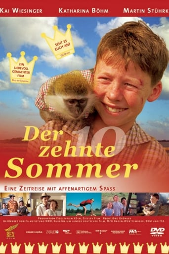 Poster of The Tenth Summer