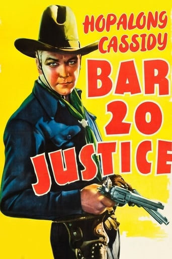 Poster of Bar 20 Justice
