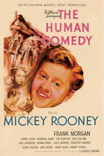 Poster of The Human Comedy
