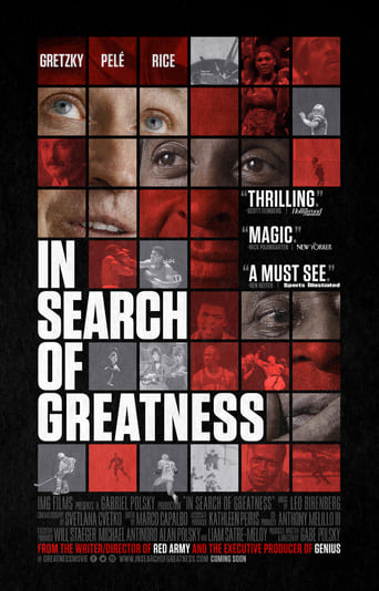 In Search of Greatness image