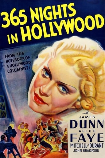 Poster of 365 Nights in Hollywood