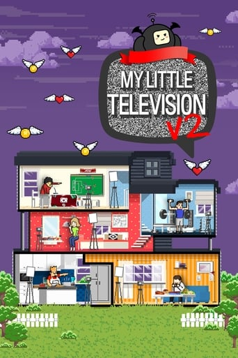 Poster of My Little Television