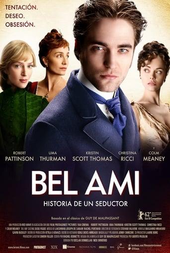 Poster of Bel Ami: Historia de un seductor