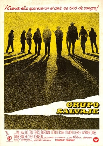 Poster of Grupo salvaje