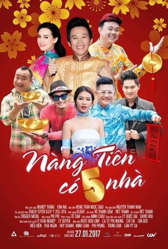 Poster of Nàng tiên có 5 nhà