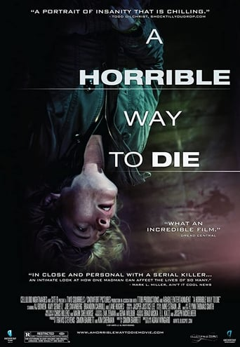 Poster of A Horrible Way to Die