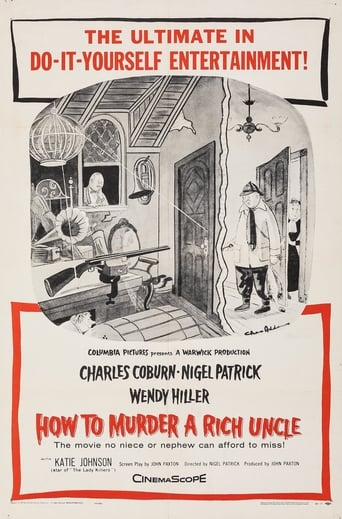 Poster of How to Murder a Rich Uncle