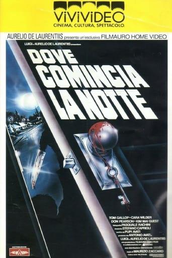 Poster of Dove comincia la notte