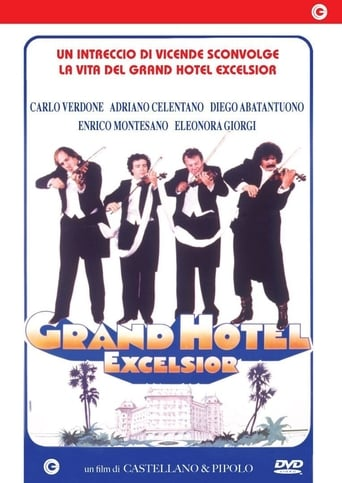 Poster of Grand Hotel Excelsior