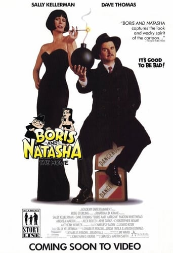 Poster of Boris and Natasha