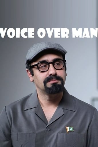 Voice Over Man