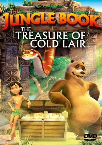 Poster of The Jungle Book - Treasure of Cold Lair