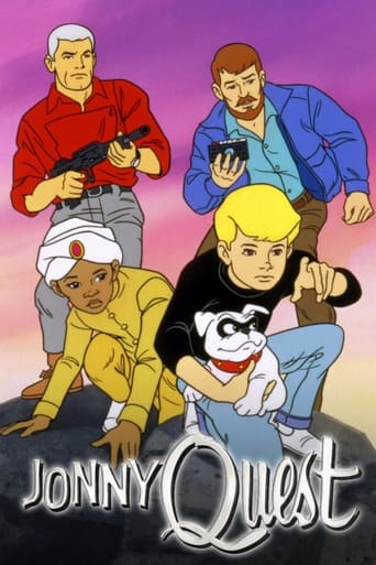 Poster Jonny Quest