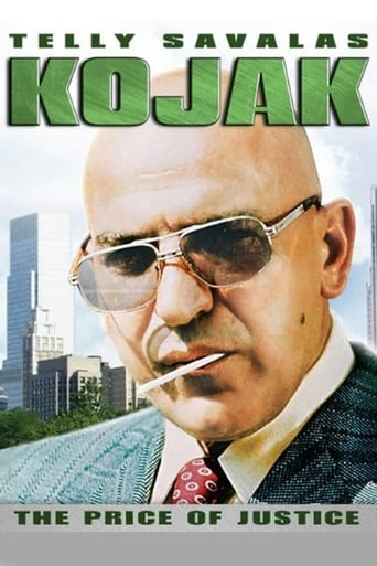 Poster of Kojak: The Price of Justice
