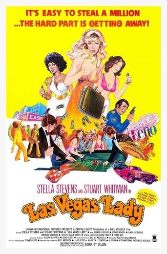 Poster of Las Vegas Lady