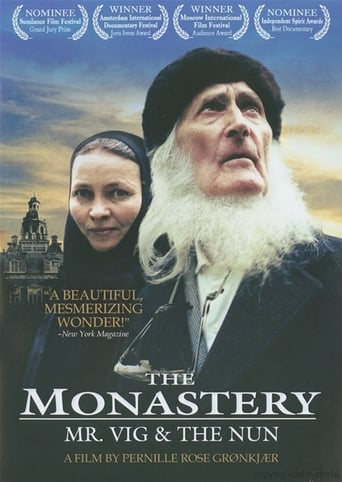Poster for The Monastery: Mr. Vig and the Nun