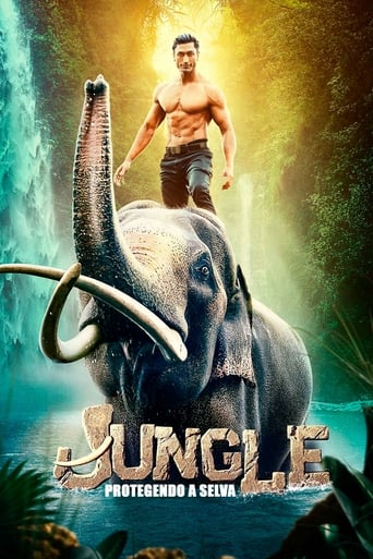 Junglee - Poster