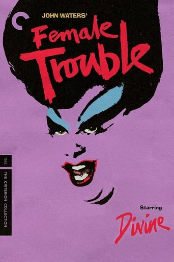 'Female Trouble (1974)