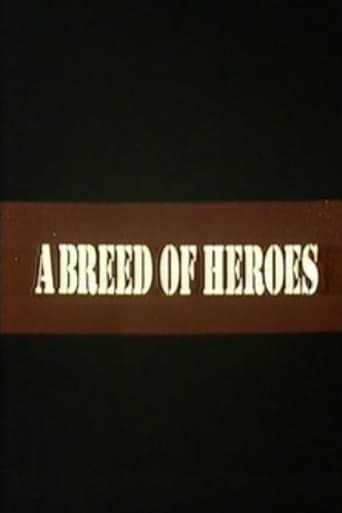 A Breed of Heroes