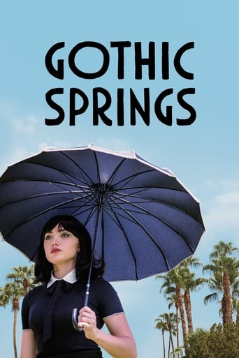 Poster of Gothic Springs