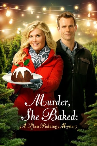Poster of Murder, She Baked: A Plum Pudding Mystery