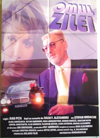 Poster of Omul zilei