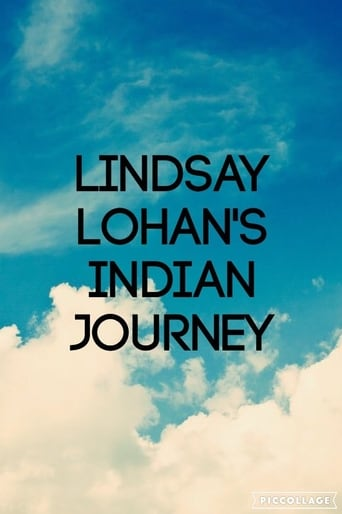 Poster of Lindsay Lohan's Indian Journey