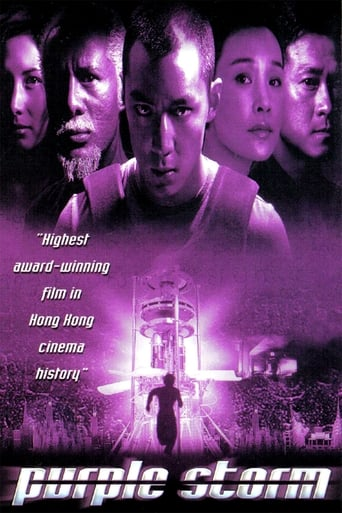Poster of Purple Storm