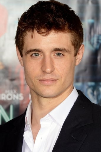 Max Irons alias Edward IV