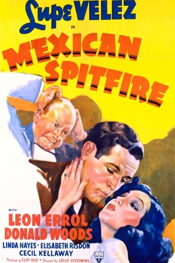 Poster of Mexican Spitfire