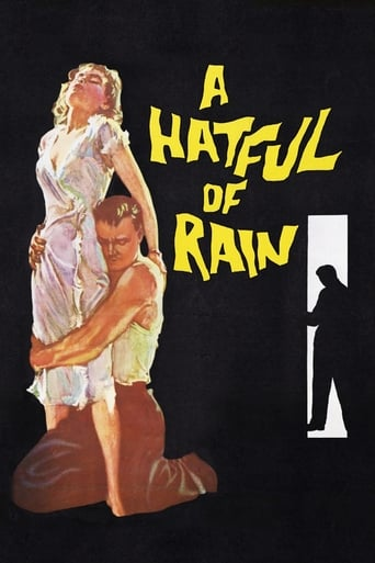 Poster of A Hatful of Rain