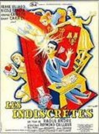 Poster of Les indiscrètes