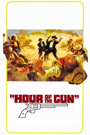 Poster of Hour of the Gun