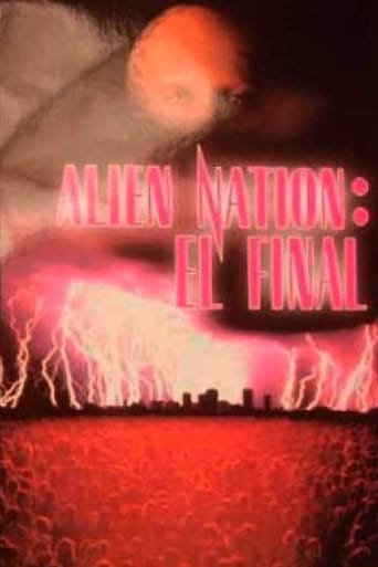 Poster of Alien Nación: El final