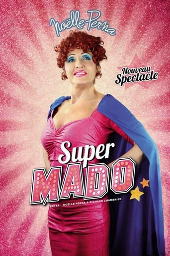 Noëlle Perna - Super Mado Movie Poster