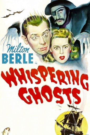 Poster of Whispering Ghosts