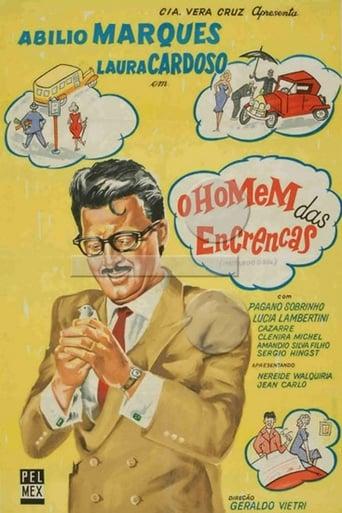 Poster of O Homem das Encrencas
