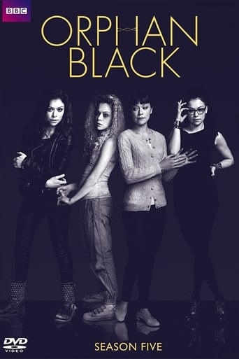 Juodoji našlaitė / Orphan Black (2017) 5 Sezonas