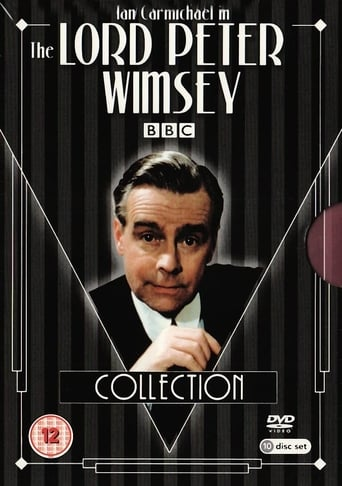 Poster of Lord Peter Wimsey