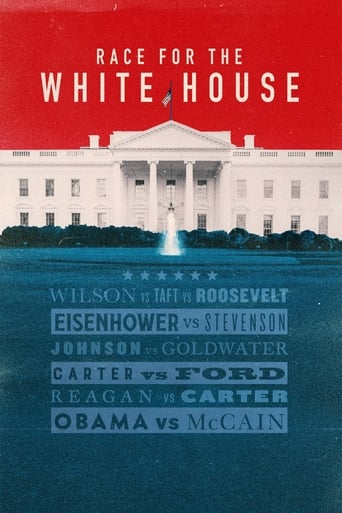 Poster of Race for the White House