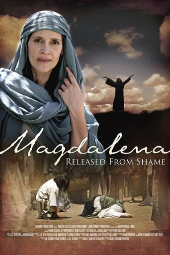 Poster of Magdalena: Released from Shame