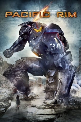 Poster of The Digital Artistry of Pacific Rim