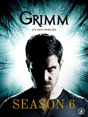 Grimas / Grimm (2017) 6 Sezonas