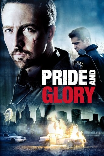 Poster of Pride and Glory