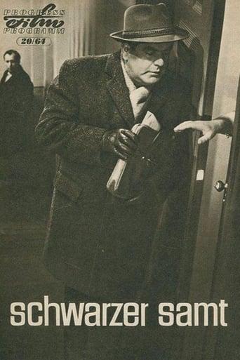 Poster of Schwarzer Samt