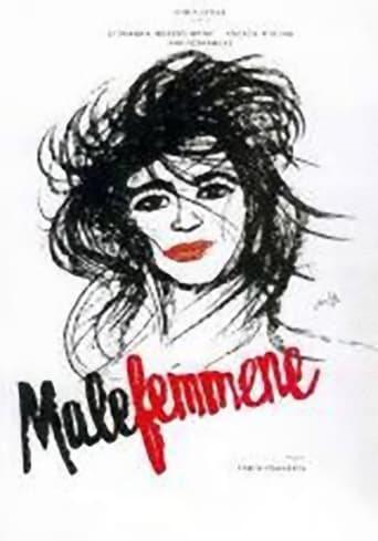 Poster of Malefemmene