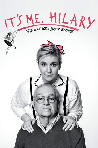 Poster of It's Me, Hilary: The Man Who Drew Eloise